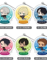 Yuri on Ice - Chararium Strap Collection