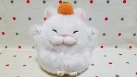 AMUSE Higemanjyu Cat ball chain 5 types