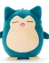 Pocket Monsters  Snorlax Smile