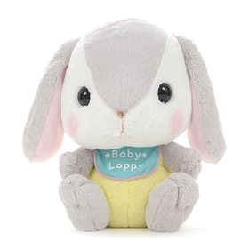 AMUSE Poteusa Loppy Rabbit Plush - Pyontan