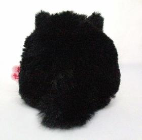 Neko Dango  Flurry Collection plush beanie - MOFU KURO TJN