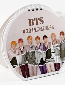 BTS 2019 Calendar
