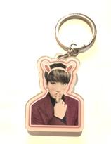 BTS  Keychain  -  JUNGKOOK