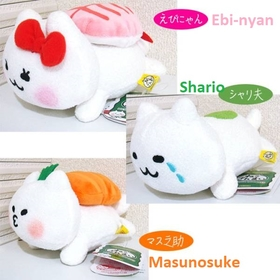 AMUSE Nekozanmai Plush