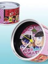 Osomatsu-san canned clock - Todomatsu