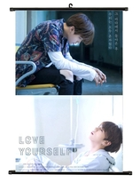 "BTS  ""Love Yourself""  Mini   Affisch -  JUNGKOOK & SUGA"