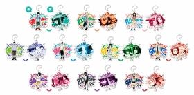 """""""My Hero Academia"""" Acrylic key ring random pack"""