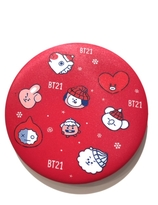 BT21  Christmas Badge