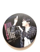 BTS BURN THE STAGE  Badge  - J-HOPE