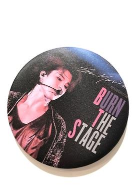 BTS BURN THE STAGE  Badge  - JIMIN