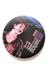 BTS BURN THE STAGE  Badge  - JIMIN