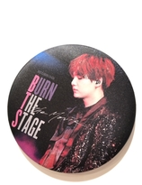 BTS BURN THE STAGE  Badge  - SUGA