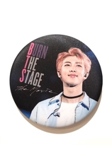 BTS BURN THE STAGE  Badge  - RM