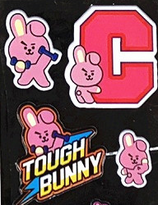 COOKY   STICKER