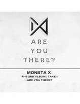 MONSTA X - Vol.2 [TAKE.1 'ARE YOU THERE?']