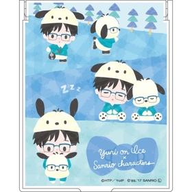 Yuri!!! on Ice x Sanrio Characters Mirror Katsuki Yuri spegel