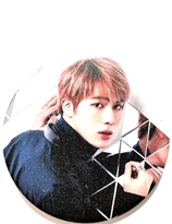 BTS Badge - JIN