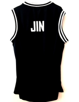 BTS JIN  at the back Tank Top - XL