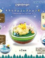 Pokemon - Terrarium Collection  4  Re-ment Blind BOX