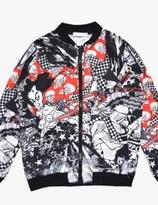 Harajuku ACDC Samurai Punk Jacket