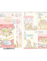 Sumikko Gurashi Neko Cosplay Letter Set