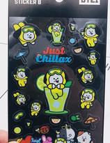 BT21  klistermärken - CHIMMY