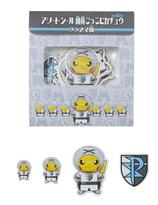 Team  Plasma Pikachu Klistermärken