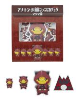 Team Megma Pikachu Klistermärken