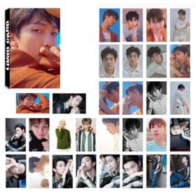 BTS  Love Yourself  轉 'TEAR'  theme Picture cards - RAP MONSTER