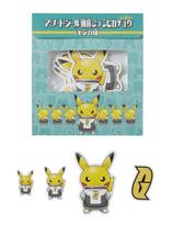 Team Galactic Pikachu Klistermärken
