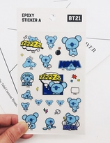BT21    STICKER - KOYA