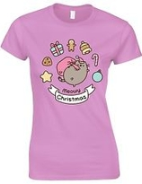 Pusheen Merry Christmas T-shirt