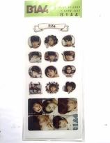 B1A4  klistermärken
