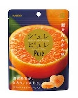 PURE   Mandarin Orange    Gummy