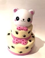 Bear Cake  Squishy