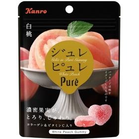 PURE  White  Peach    Gummy
