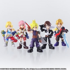 Dissidia Final Fantasy Opera Omnia Trading Art Figures (Blind box)