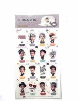 G-Dragon Standing Sticker