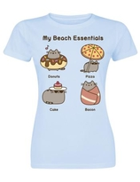 Pusheen Summer Beach T-shirt