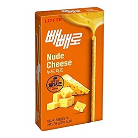 Lotte Pepero  Nude Cheese