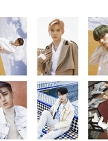 ATEEZ Picture Card Set of 9