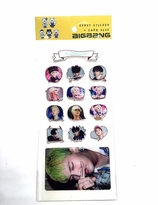 Big Bang klistermärken - G-Dragon