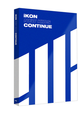 IKON / New Kids: Continue / Blue Version