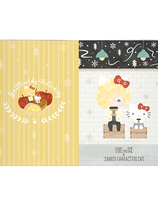Yuri!!! on Ice  Yuri Plisetsky  x Sanrio Characters  Hello Kitty  B5 notebook