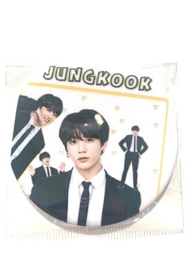 BTS Badge - JUNGKOOK