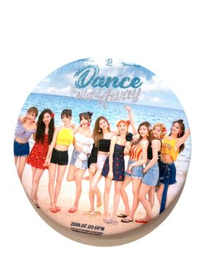 Twice Summer Nights  Badge