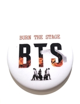 BTS BURN THE STAGE Badge