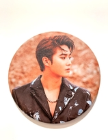EXO  Don't Mess Up My Tempo  Badge - Suho