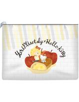 Yuri!!! on Ice Yuri Plisetsky  x Sanrio Characters  Hello Kitty   pouch