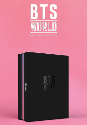 BTS  WORLD  OST  ALBUM